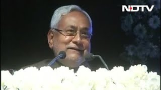 It's Not About Votes But Harmony, Nitish Kumar's Jibe At Union Ministers - NDTV
