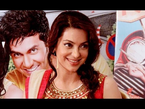 Juhi Chawla Interview at Hum Hai Raahi Car Ke Movie Promo