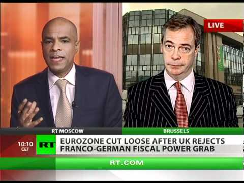 Nigel Farage: Escape Euro Prison!