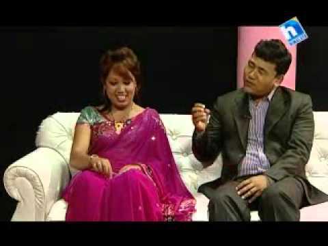 Jeevan saathi with Lok singer Radhika Hamal & Krishna pun