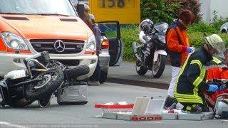 NRWspot.de | Hagen – Motorradfahrer schwer verletzt (B54, Eckeseyer Straße)
