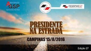 Presidente da FEESPMESP vem a Campinas