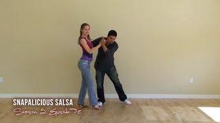 Salsa Dance Video Lessons