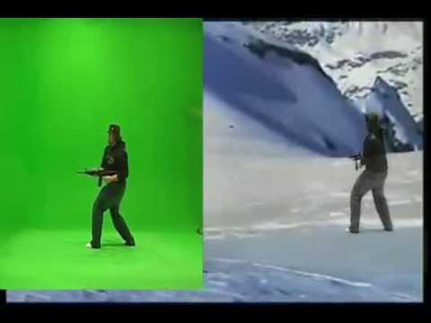 Green Screen Effect