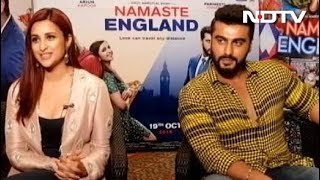 अर्जुन मेरा सबसे क्लोज फ्रेंड है: परिणीति चोपड़ा - NDTVINDIA