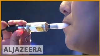 🇺🇸 FDA to curb flavoured e-cigarettes sales to check US teen vaping - ALJAZEERAENGLISH