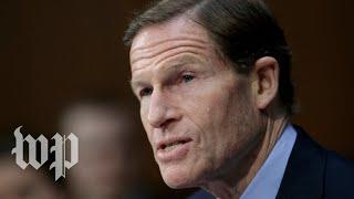 Blumenthal warns Rosenstein firing would be 'effort to obstruct justice' - WASHINGTONPOST