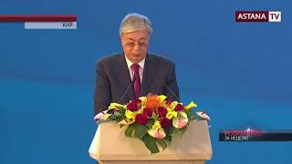 К.Токаев пригласил китайского лидера посетить Казахстан
