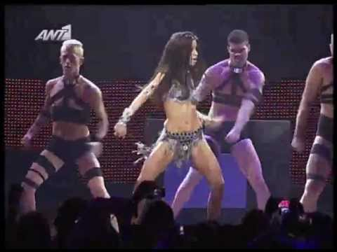Eleni Foureira ft. Nevma - Fotia | MAD VMA 2012 / ANT1 HQ