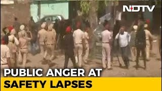 After Amritsar Tragedy, Event Organiser's Home Targeted By Protestors - NDTV