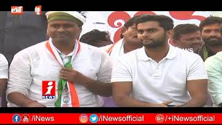 TRS MP Plan To Invite Komatireddy Brothers Into TRS In Nalgonda  | Loguttu | iNews - INEWS