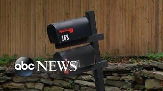 FBI investigating bomb found in liberal philanthropist's mailbox - ABCNEWS