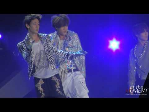 120818 SMT In Seoul Dance Battle (Only EXO Kai Focus CUT)