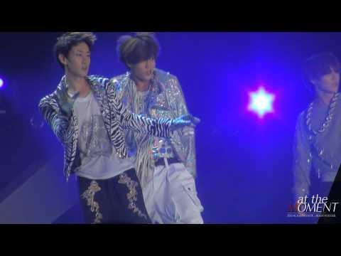 120818 SMT In Seoul Dance Battle (Only EXO Kai Focus CUT)