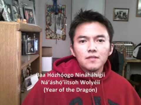 Navajo Word of the Day: Dragon