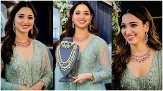 Actress Tamanna Launches Gold & Diamonds Store In Nizamabad | Tamanna Bhatia Latest - RAJSHRITELUGU
