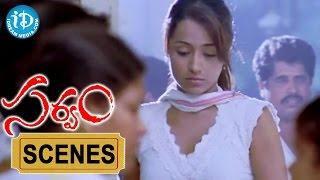 Sarvam Movie Scenes - Arya Surprised On Seeing Trisha Krishnan || Yuvan Shankar Raja - IDREAMMOVIES