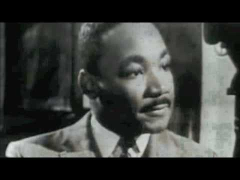 INFLUENCE OF GANDHI ON MLK