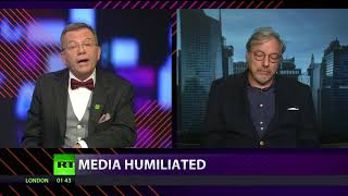 CrossTalk: Media Humiliated - RUSSIATODAY