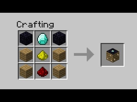 Minecraft Crafting Ideas 2 -eDuMjnatU90