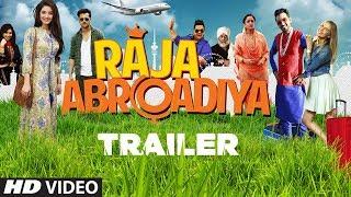 Official Trailer : Raja  Abroadiya    Lakhwinder Shabla   Robin Sohi, Vaishnavi Patwardhan - TSERIES
