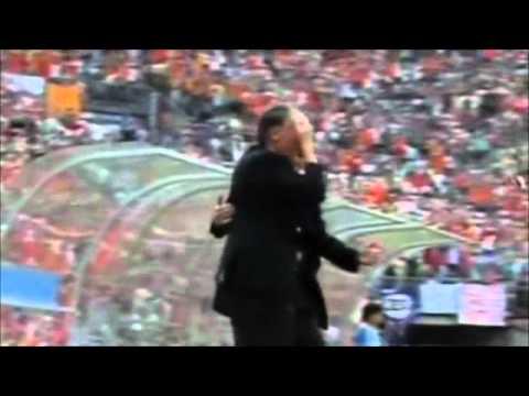 Marco Van Basten Goal Holland v USSR Euro 88' Final