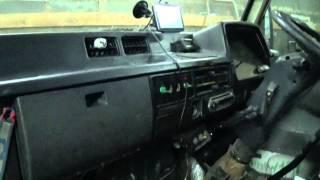 Утепление кабины грузовика  Дешево и сердито