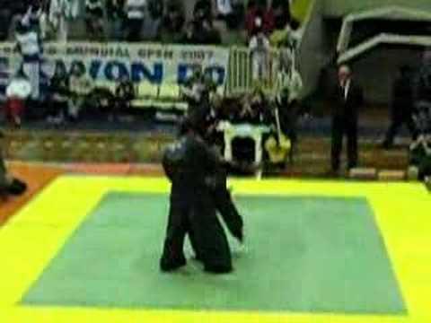4 Campeonato Mundial Hapkido (27,28 e 29 de abril de 2007)