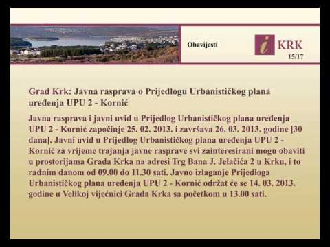 I-KRK: veljaa 2013. | Krki sajam [promo-video by Ivica Brusi Brujo]
