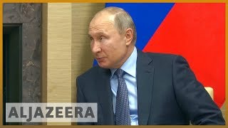 🇷🇺Putin leads 25th anniversary celebrations of Russian constitution l Al Jazeera English - ALJAZEERAENGLISH