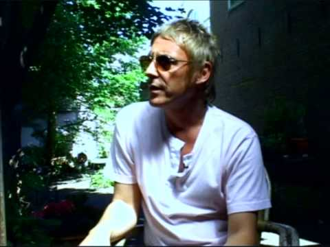 Paul Weller - The Interview - As Is Now - Pt1
