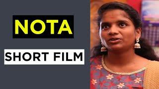 """NOTA"" Telugu Short Film 2018 | Directed by JRK - YOUTUBE"