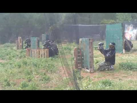 Paintball Thiseas - Friendly REC Game [Su 18042010]