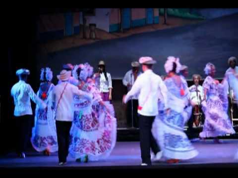 Cumbia Viva Panamá - Ballet Folklórico Ritmos y Raíces Panameñas