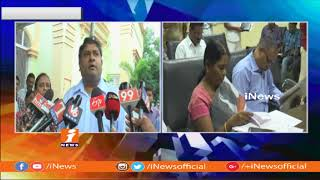 IAS Officer Rahul Bojja Review With Officials On Heavy Rains In Warangal Rural | iNews - INEWS