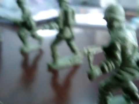 Maior guerra de brinquedo do mundo