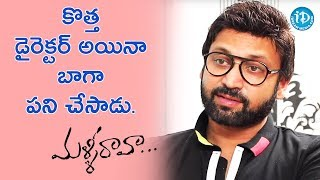 Sumanth About Director Gowtam || #MalliRaava || Talking Movies With iDream - IDREAMMOVIES