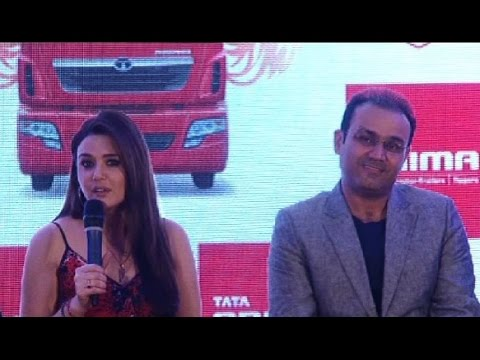 EXCLUSIVE:Angry Preity Zinta Slams A Reporter