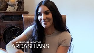 Kim Kardashian & Alice Johnson Meet After Her Release | KUWTK | E! - EENTERTAINMENT