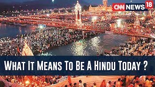 What It Means To Be A Hindu Today ? | Reporters Project With Anuradha Sengupta - IBNLIVE