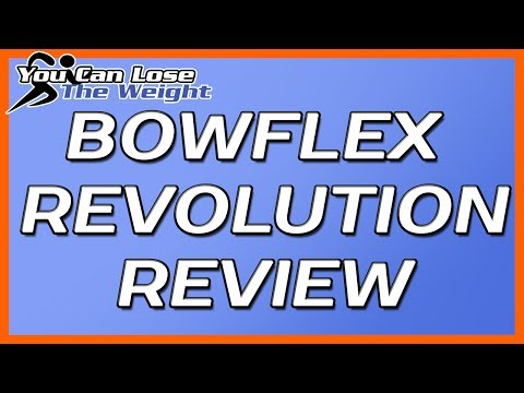 Bowflex Revolution Review - Our Bowflex Revolution Home Gym Review