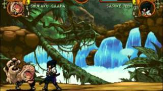 Naruto Storm Mugen 2010 gameplay   download link (Updated) view on youtube.com tube online.