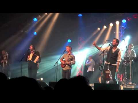 Bellowhead live