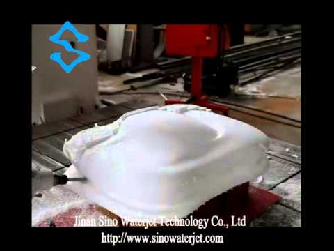 Sino 5 axis cnc router machine for 3d engraving