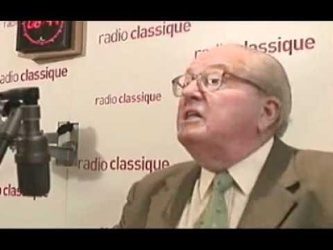 Le 11 septembre 2001 vu par Jean-Marie Le Pen