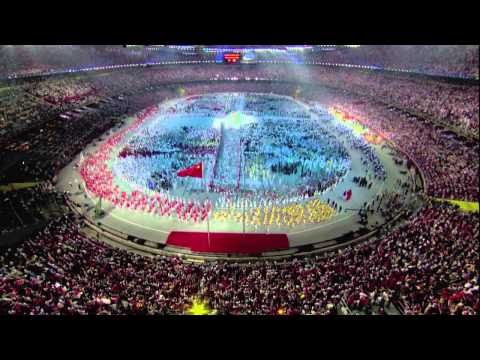 London 2012 Opening Ceremony NBC Olympic Theme &amp; Trailer (HD) -&quot;This Dream&quot;