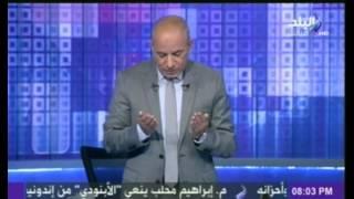 """بالفيديو.. أحمد موسي يقرأ الفاتحة على روح """"الأبنودي"""" على الهواء"""