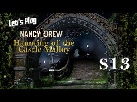 Let's Play Nancy Drew: The Haunting of Castle Malloy S13 - Sheep Herding