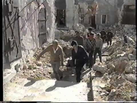 Krieg in Bosnien Mostar Rat u Mostaru  War in Bosnien Bosna - Part 2