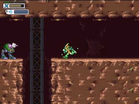 megaman x corrupted download